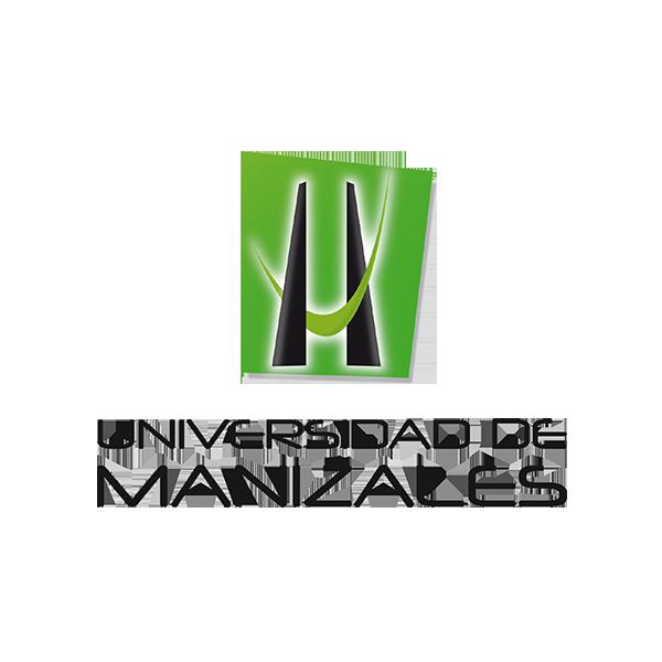 Logo universidad de manizales
